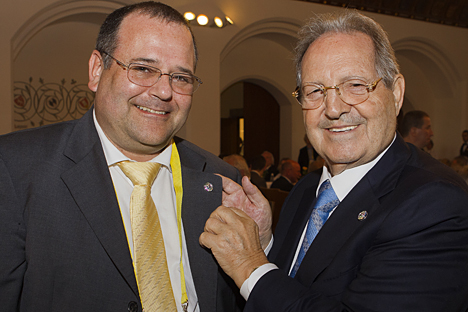 ISSF appoints Franz Schreiber as its new Secretary General