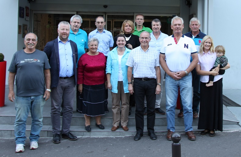 THE ESC TECHNICAL COMMITTEE HELD A MEETING IN PARIS