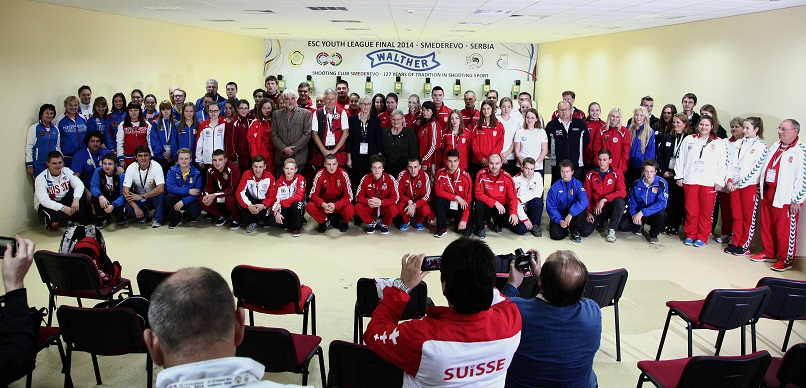 The 6th year of the European Youth League successfully finished with Finals in Smederevo, Serbia