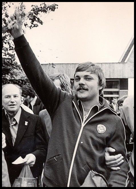 ALEXANDER MELENTIEV, 1980 OLYMPIC CHAMPION, DIED