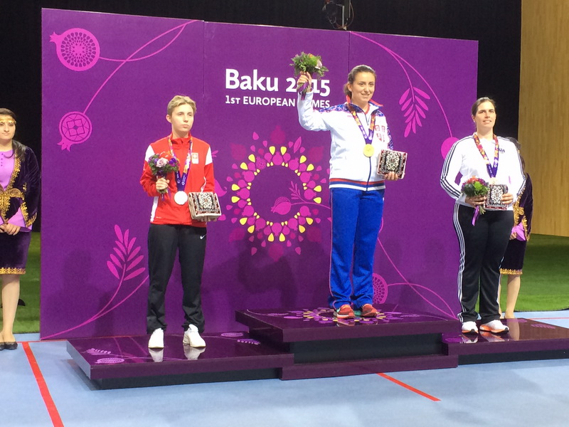 THE GOLD IN WOMEN'S 10M AIR RIFLE WENT TO SERBIA, THE SILVER AND OLYMPIC QUOTA PLACE – TO SWITZERLAND