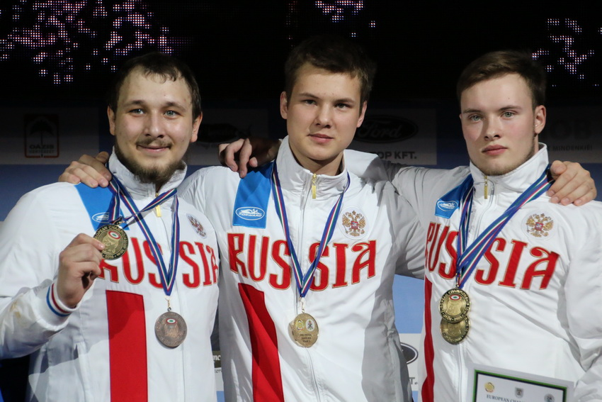 Afternoon was Triumph of Russian Federation