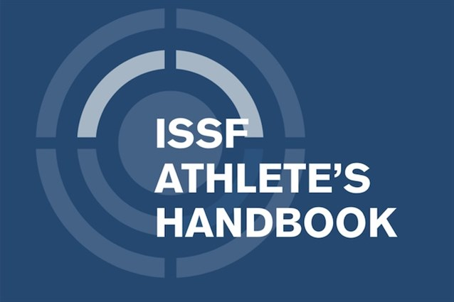 The ISSF Athlete's Handbook is here! Download it now