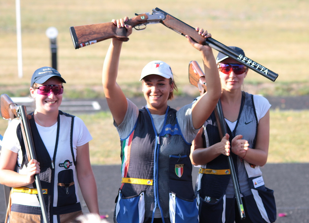 Good drama in Skeet Junior Finals